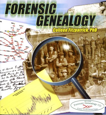 Image for Forensic Genealogy