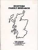 Image for Scottish Family Research