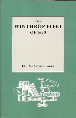 Image for The Winthrop Fleet of 1630