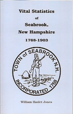 Image for Vital Statistics of Seabrook, New Hampshire, 1768-1903