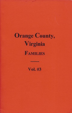 Image for Orange County, Virginia Families