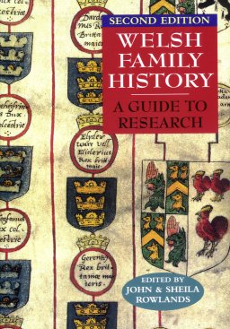 Image for Welsh Family History:  A Guide to Research